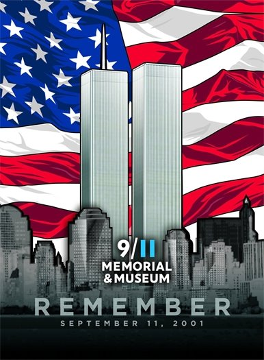 Honor and remember Sept 11 2001