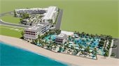Rendering of TPI's Margaritaville Resport on FMB