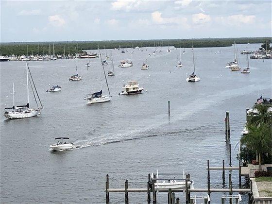 Picture of Matanzas Pass Mooring Field operated by the Town of FMB