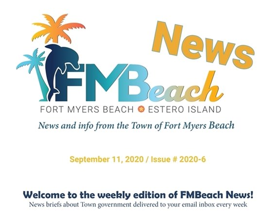 Header graphic for FMBeach news