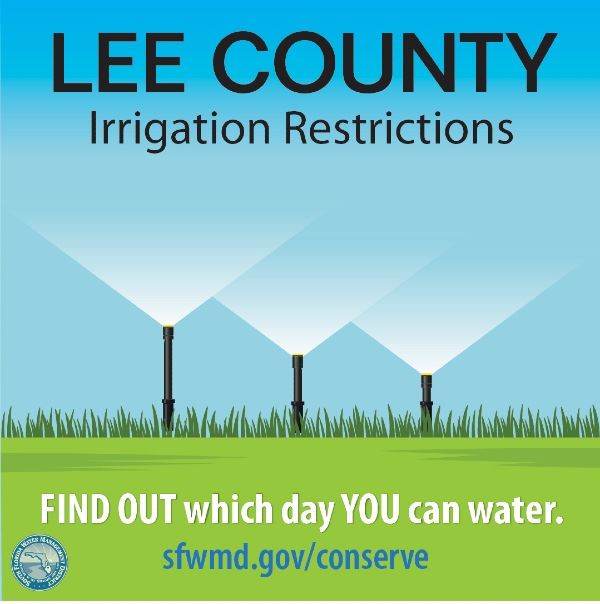 FB sfwmd irrigation restrictions april 2020