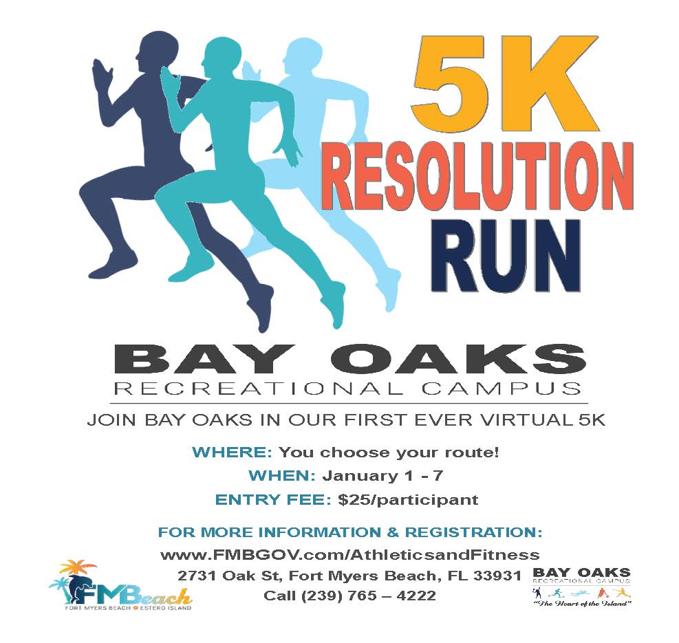 5k bay oaks Dec 7 2020