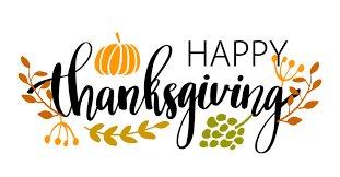 Happy Thanksgiving 2020 graphic