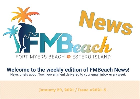 FMBeach News January 29 2021 Header