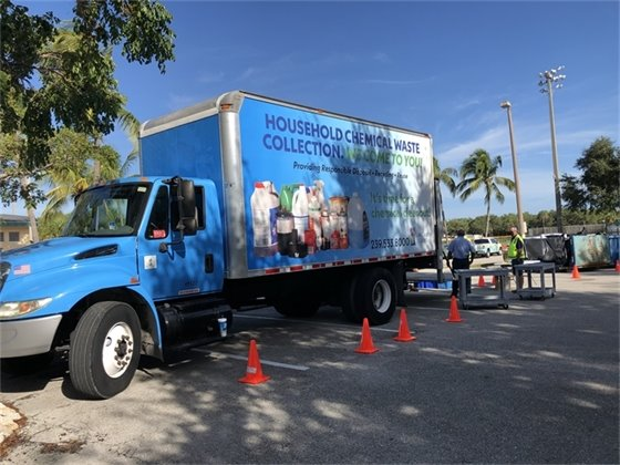Household waste collection dates in 20201 on FMB Feb 5, April 30 and August 6