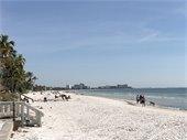 Newton Beach Park on the Gulf