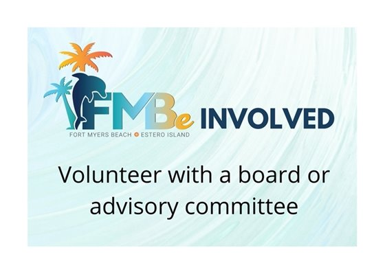 Get involved - volunteer with an advisory board or committee